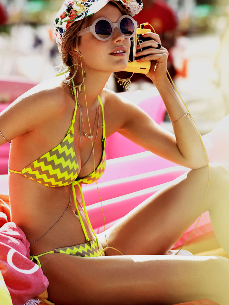 Swimwear seafolly island state of mind campaign recommendations to wear for autumn in 2019